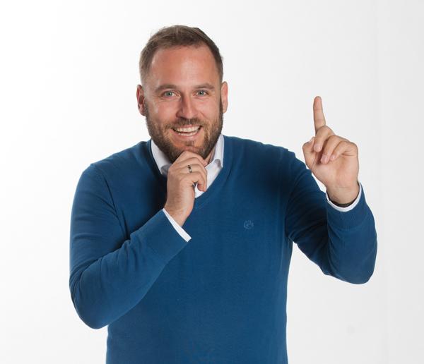 Sebastian Kresse - Obacht!