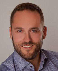 Portrait Sebastian Kresse - Versicherungsmakler in Deggendorf